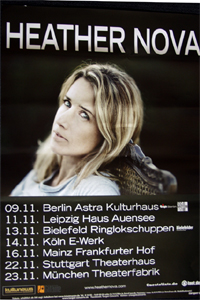 Heather Nova Live in Germany 2011